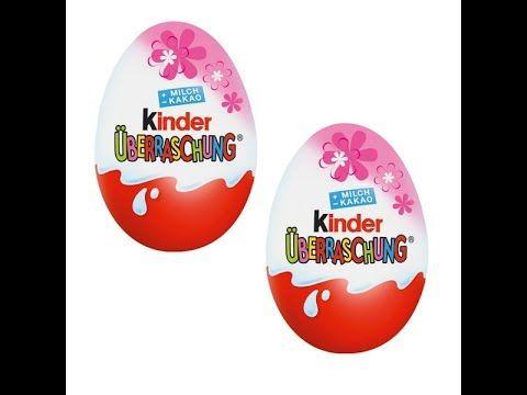 3 Vajíčka Kinder s prekvapením FF092, FF099, TR181
