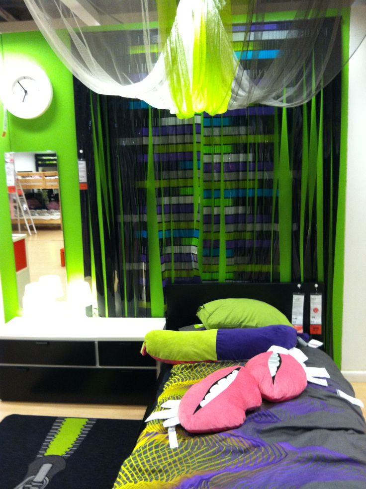 Fun Teen Bedroom Furniture.