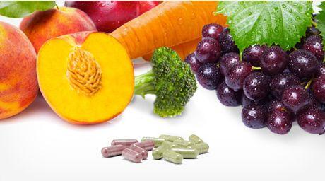 Juice PLUS+® Ingredients