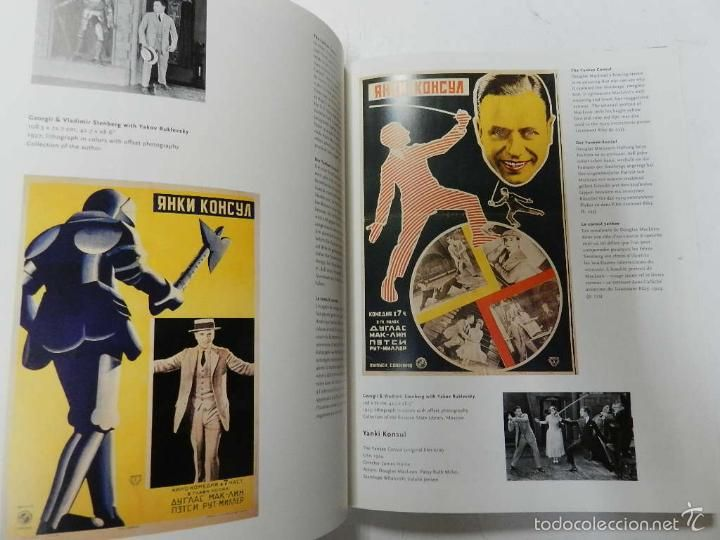 Cine: FILM POSTERS OF THE RUSSIAN AVANT-GARDE. CINE POSTER CARTEL PUBLICIDAD POLITICA