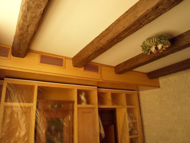 Сигарная комната, качество фотографий плохое, но лучше нету, а мебель очень интересная получилась