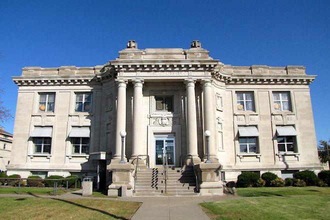 Public Library (Clinton, Iowa)