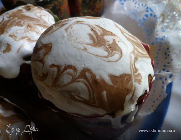 Прекрасная глазурь подойдет для куличей, булочек или другой выпечки. Не крошится при нарезании, без яиц, на основе сахарного сиропа.