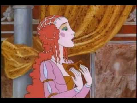 BBC Shakespeare Animated Tales - Romeo and Juliet - Part 1 -