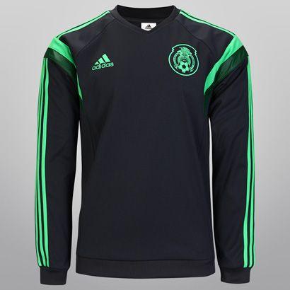 Sudadera Adidas Selección de México 2014 - globals.seo.storename