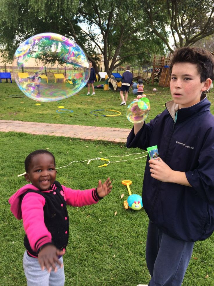 Senior Primary pupils visited the The Pebbles Project as part of their Clubs and Societies activities.