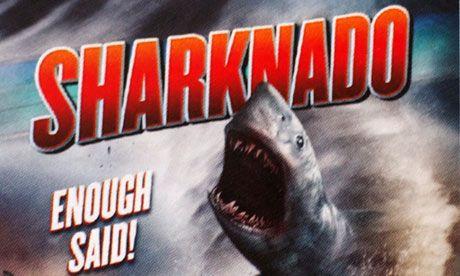 Sharknado: the most terribly good movie of the summer