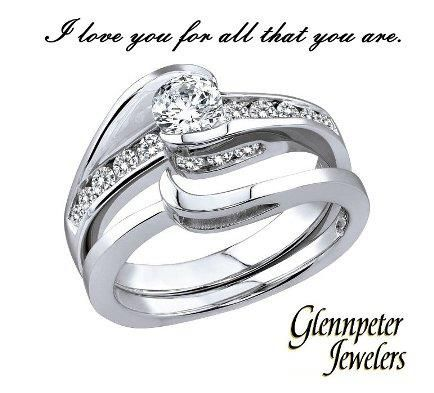 "The ancient Greeks believed diamonds were fragments of stars. We believe they are a timeless way to mark special occasions and say, ""I love you""!"