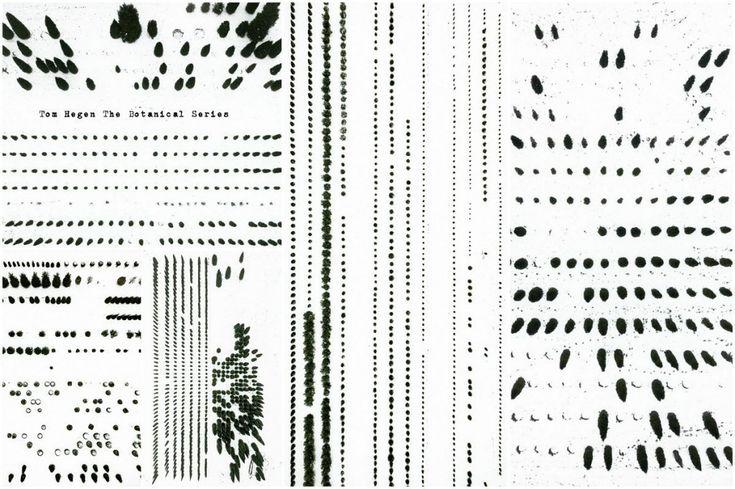 Tom Hegen - The Botanical Series