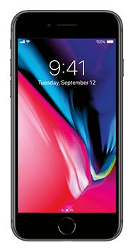 Apple iPhone 8 64GB Space Gray - Mobile Phone - Cricket - Prepaid