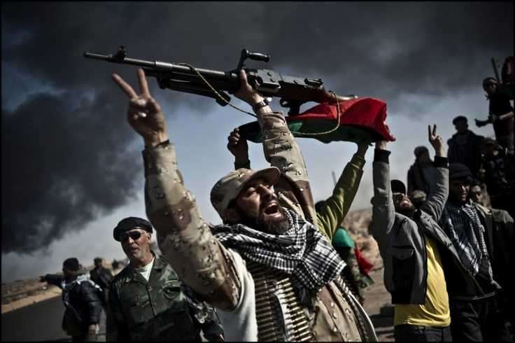 Rémi Ochlik - BATTLE FOR LIBYA  Word Press Photo