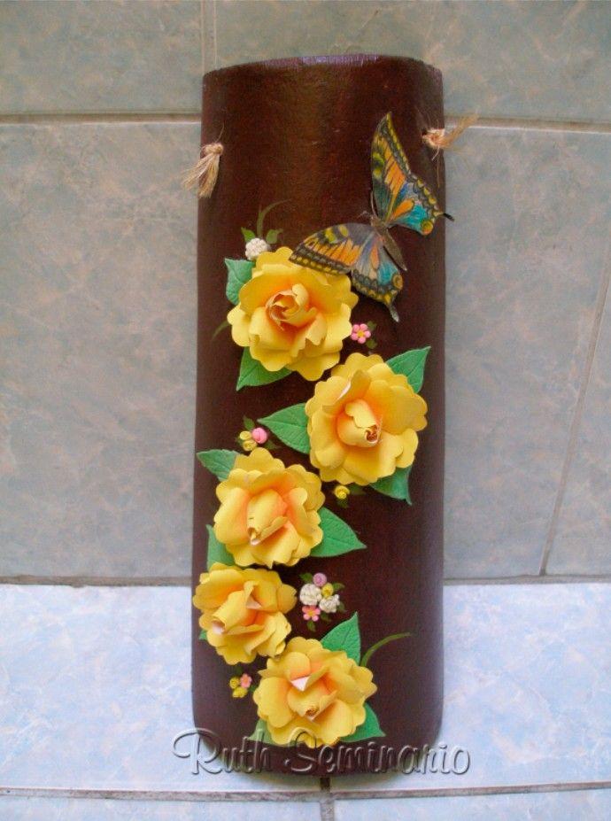 619 best images about tejas on pinterest for Aplicaciones decoradas