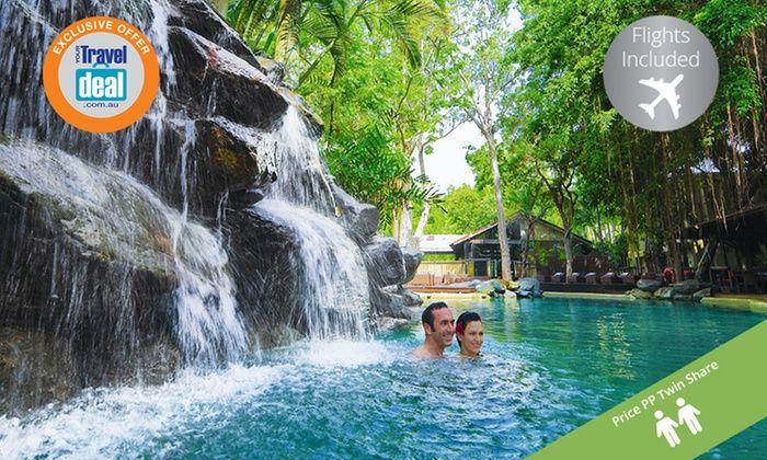 Your Travel Deal - Port Douglas: Port Douglas: From $449PP for a 3N Deluxe Room Tropical Getaway with Flights at Ramada Resort Port Douglas - Queensland