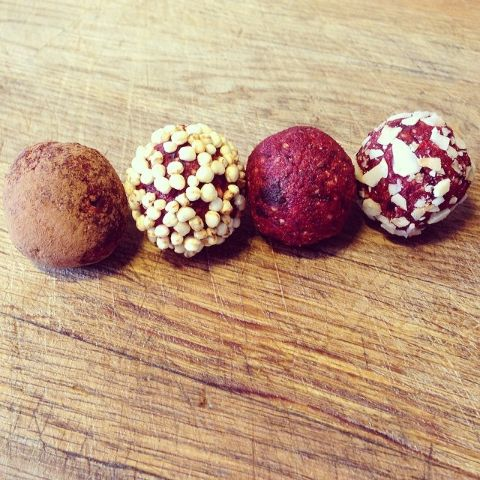 12 Top Rezepte für Power Balls / Energy Balls
