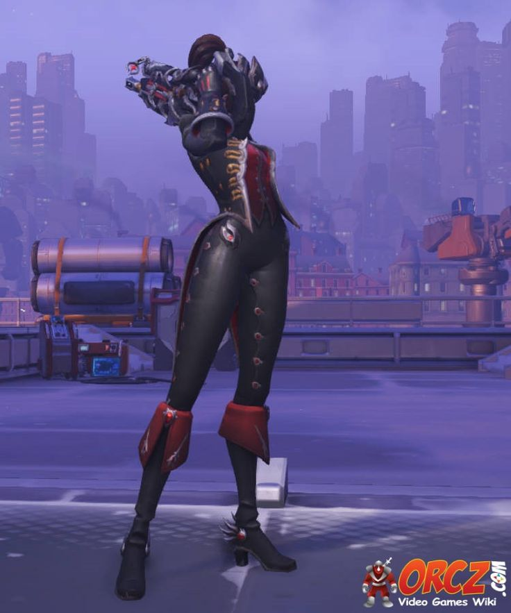 Overwatch: Widowmaker Huntress Skin - Orcz.com, The Video Games Wiki