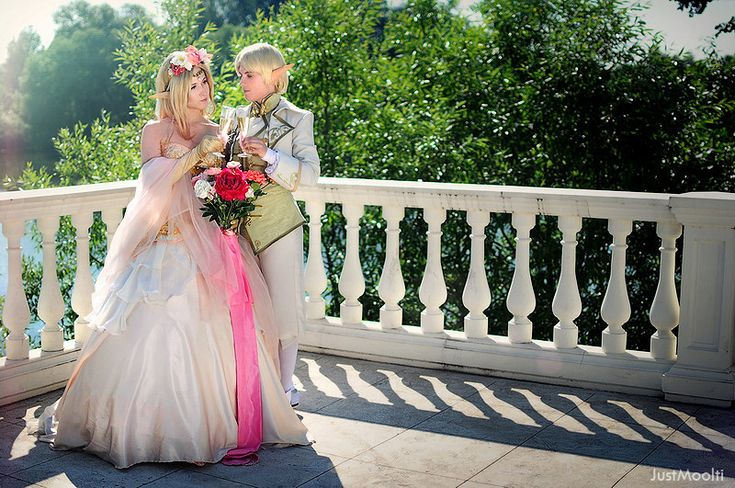 34 best images about wedding ideas on pinterest wedding for Legend of zelda wedding dress
