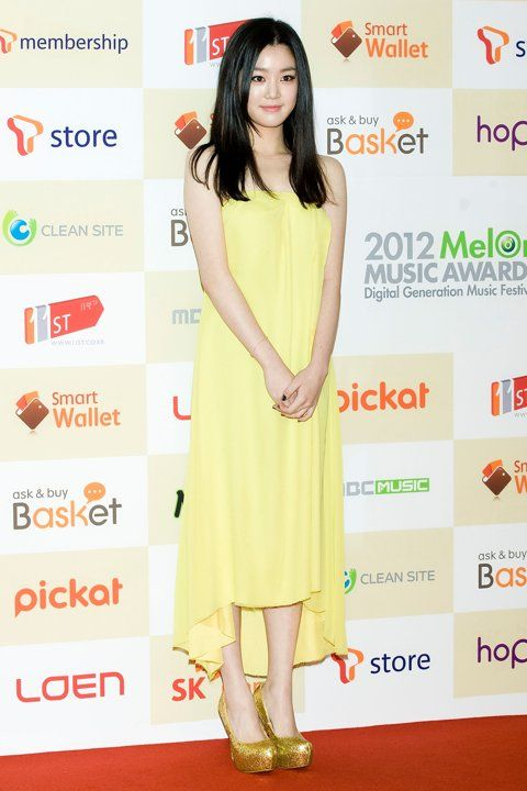 Yellow Trends Lee Yu-Bi
