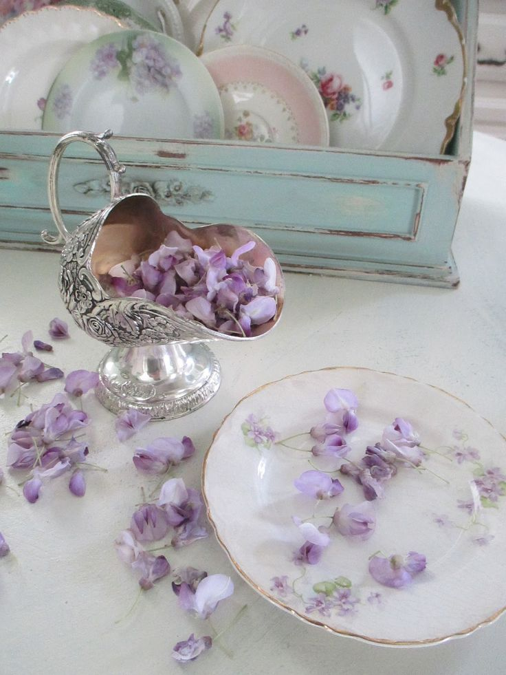 Ana Rosa #Mint And Lavender