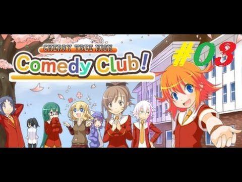 Cherry Tree High Comedy Club - Comedy star [S02E03]