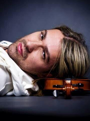 David Garrett  makes beautiful music♥