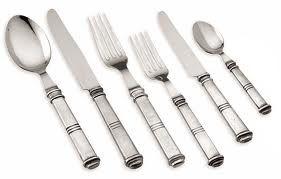 Pewter Cutlery