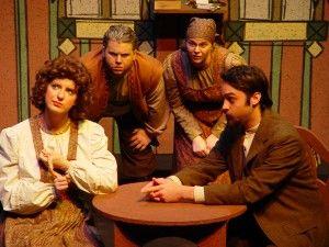 The UTM Vanguard Theatre presents Neil Simon's 'Fools' | The Pacer