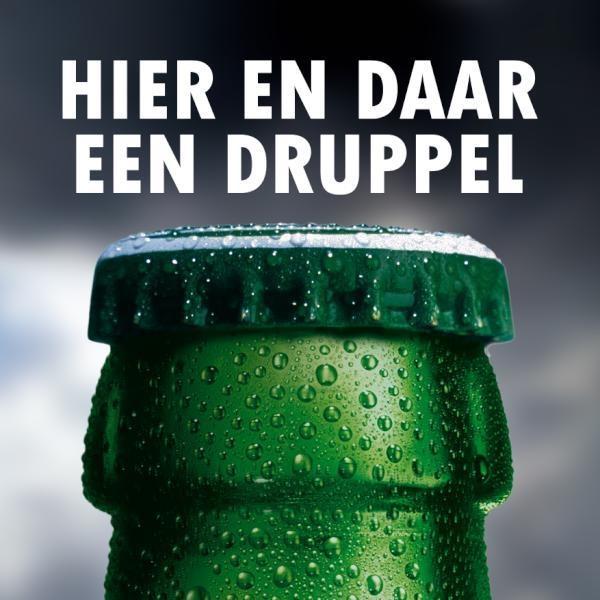 #newsjacking Rainy day (by Heineken)