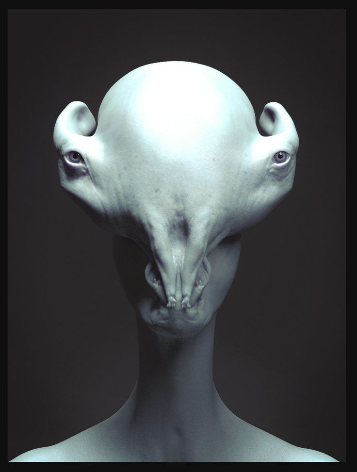 Alien Portrait, Gabriel Beauvais on ArtStation at https://www.artstation.com/artwork/alien-portrait-7193bf24-ffe8-41dc-a6e4-a9693c0d3816