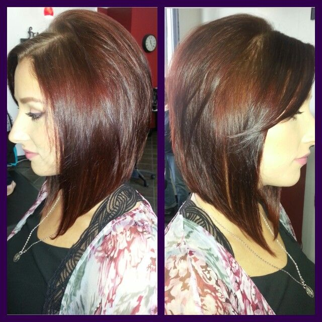 Astounding A Line Bobs A Line And Bobs On Pinterest Short Hairstyles Gunalazisus