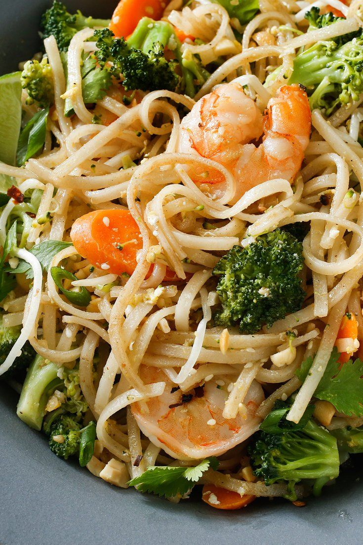 NYT Cooking: Maybe don't order pad Thai this weekend and make it yourself? Here's a recipe to offer both an excellent facsimile of what's available from your favorite Thai place and the satisfaction that comes with having made the meal at home. This dish may introduce some new ingredients to your pantry (fish sauce and tamarind paste), and if you're a parent, it might become a fa...