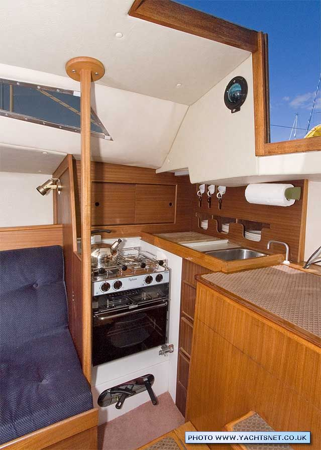 Westerly GK29 archive details – Yachtsnet Ltd. online UK yacht brokers – yacht b…