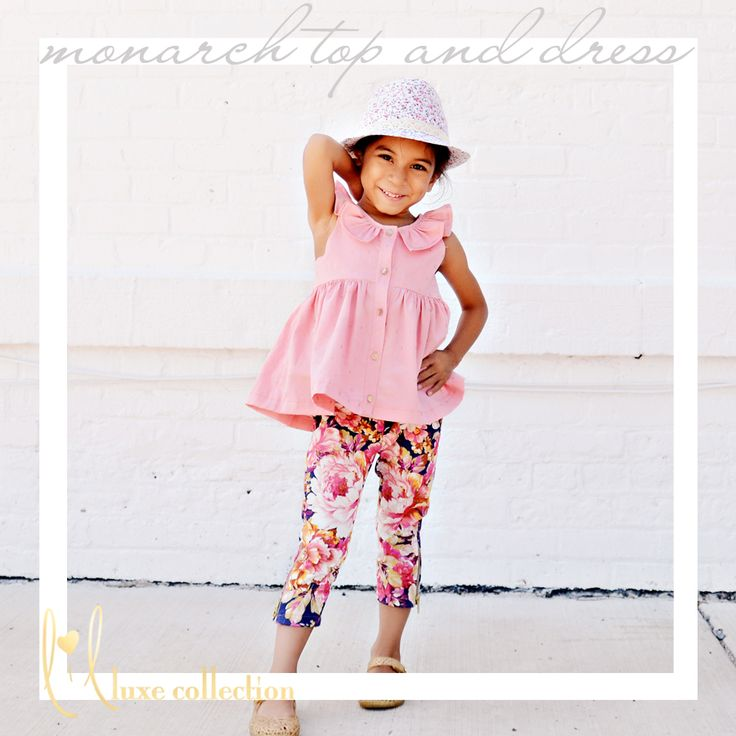 468 best Patterns - Kids - Dresses and Tunics images on Pinterest ...