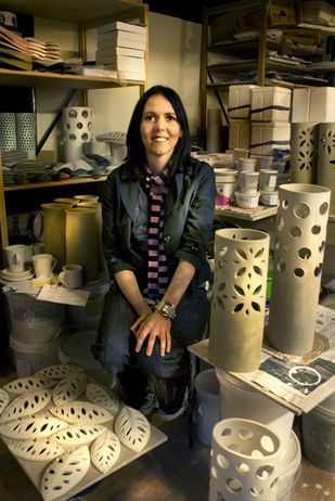 Reneé Boyd - Clever Bastards: The best of New Zealand art & design. click to see video