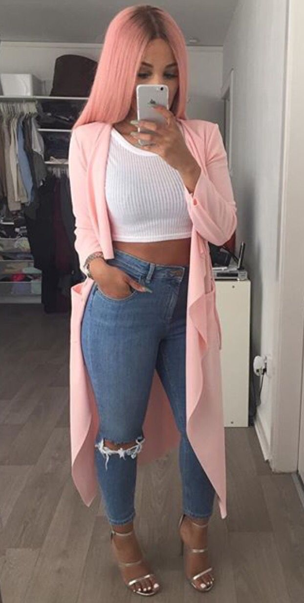 1000+ ideas about Baddies Outfits on Pinterest | Swag outfits ... | Outfits | Pinterest ...
