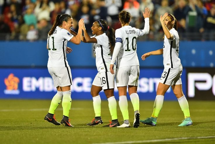 Next up for the USA is a clash with Mexico on Saturday, Feb. 13 (3 p.m. CT on NBC Live Extra with an 8:30 p.m. CT replay on NBCSN). A win could clinch a semifinal berth IF Costa Rica ties or defeats Puerto Rico in the other Group A match. Fans can also follow all the action from #USAvMEX on Twitter @ussoccer_wnt and @ussoccer_esp, and follow the team along its journey on Facebook, Instagram and Snapchat (ussoccer_wnt).