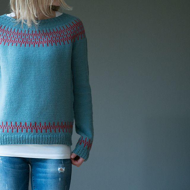 Ravelry: Beat Sweater pattern by Katrin Schneider