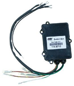 CDI Electronics Chrysler Marine, Mercury Marine, Mariner, Force 114 114-5713