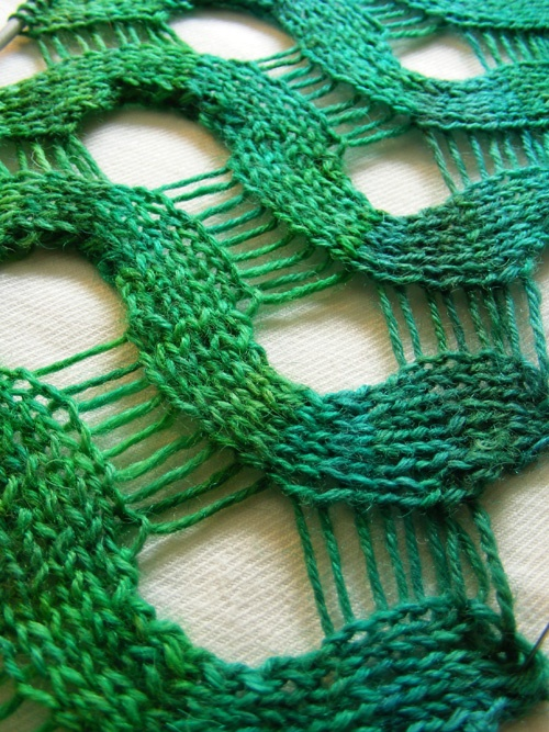 Knitting Stitches Waves : 1000+ images about knitting - technique and stitches on Pinterest Knitting ...