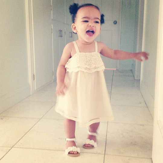 Shai Moss, Bow Wow's daughter.