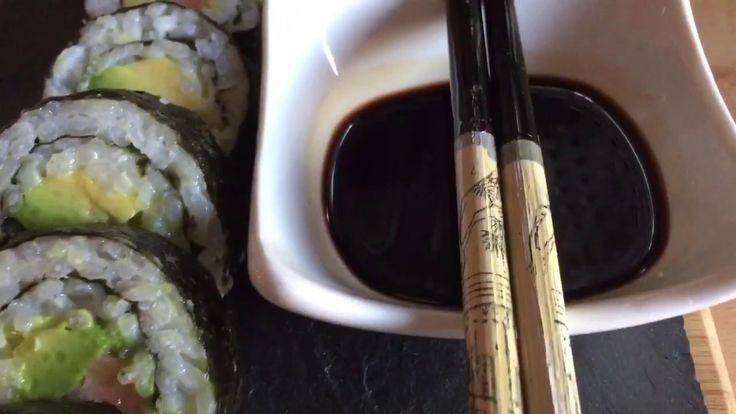 Come fare il sushi in casa