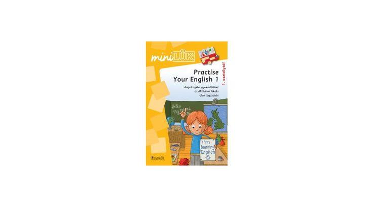 Practise your English 1 - Játékok - Okosodjál webáruház