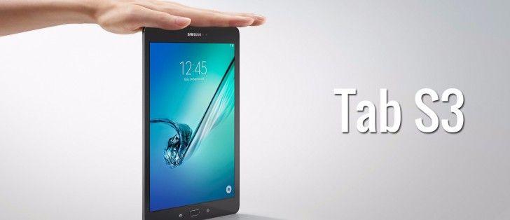 Rumor Spesifikasi Samsung Galaxy Tab S3