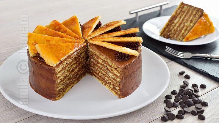 Dobos torte | JamilaCuisine