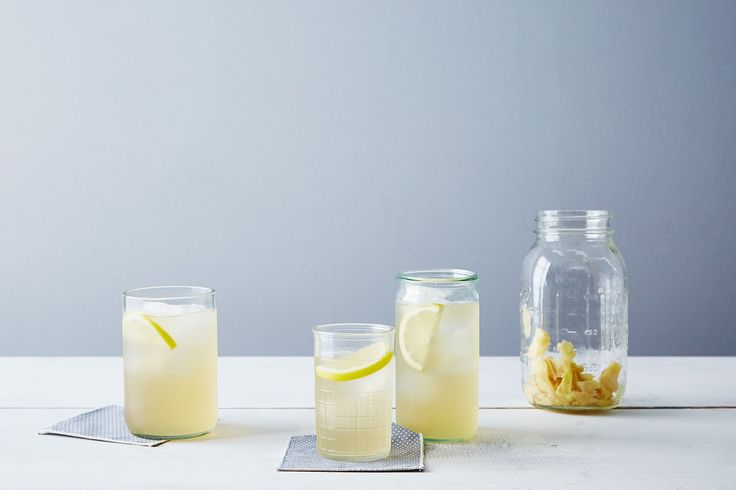 Switchel is like cheater's lemonade—but maybe even better. Learn how to make it at home.
