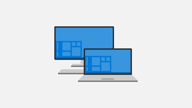 Icono de PC, portátil y tableta