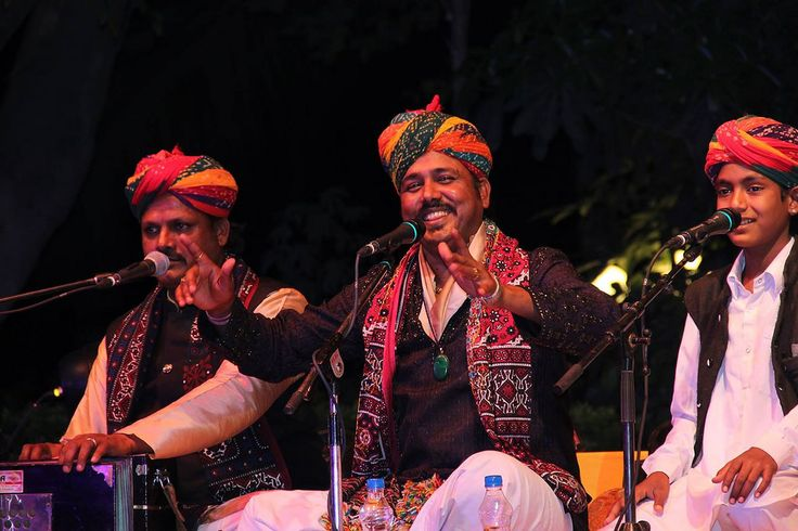 Among Live event singers of India, lies Mame Khan who is known for his special vocal skills. Mame Khan's past 15 generations have been giving us great melodies. http://www.mamekhan.com/media.html