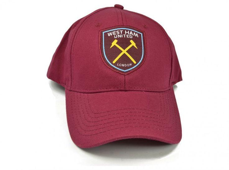 West Ham United FC - New Crest Cap