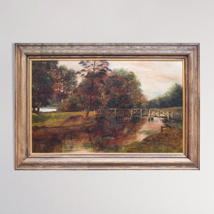 c.1910 - Signed Oil On Canvas - Autumn-brave-fine-art-hondan-1-main-636585144102023816.jpg