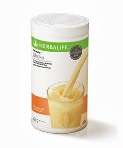 Shake Herbalife... novo Sabor: Mousse de Maracujá! ... #focoemvidasaudavel