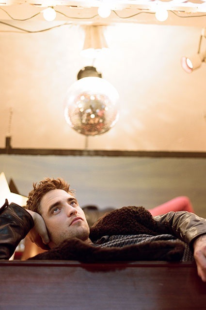 Dreaming of me Rob??